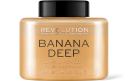 Revolution, Loose Baking Powder Banana Deep, pudr