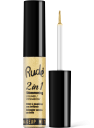 Rude Cosmetics, 2 in 1 Shimmering Eyeliner + Eyeshadow Amber, oční linka