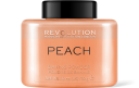 Revolution, Loose Baking Powder Peach, pudr
