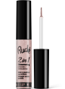 Rude Cosmetics, 2 in 1 Shimmering Eyeliner + Eyeshadow Topaz, oční linka