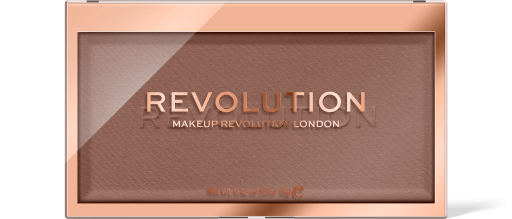 Revolution, Matte Base P10, pudr