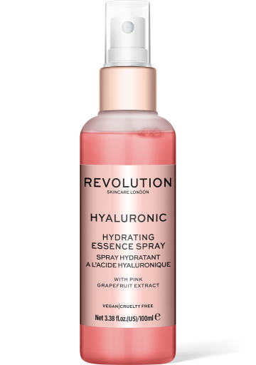 Revolution Skincare, Hyaluronic Essence Spray, sprej na pleť