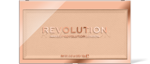 Revolution, Matte Base P3, pudr