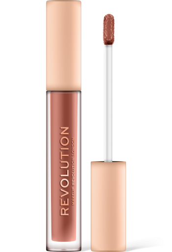 Revolution, Nudes Collection Matte Undressed, tekutá rtěnka