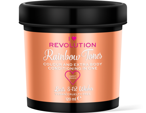 Rainbow Tones Sweet Peach