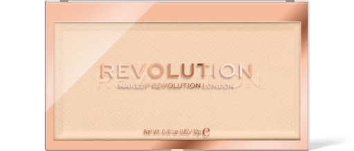 Revolution, Matte Base P1, pudr
