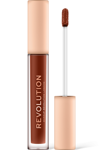Revolution, Nudes Collection Matte On Display, tekutá rtěnka