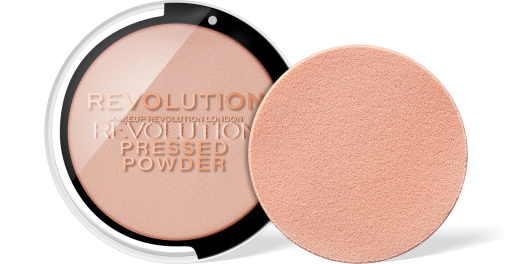 Revolution, Pressed Powder Porcelain Soft Pink, pudr