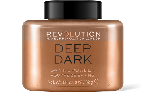Revolution, Loose Baking Deep Dark, pudr