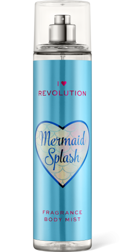 I♥Revolution, Mermaid Splash, tělový sprej