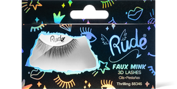 Rude Cosmetics, Essential Faux Mink 3D Lashes Thrilling, řasy