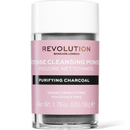 Revolution Skincare, Purifying Charcoal Cleansing Powder, péče o pleť