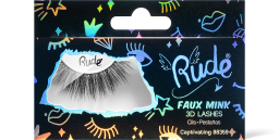 Rude Cosmetics, Essential Faux Mink 3D Captivating, řasy