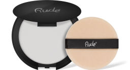 Rude Cosmetics, Shine Crime Translucent, pudr