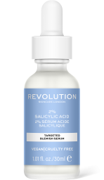 Revolution Skincare, Targeted Blemish Serum 2% Salicylic Acid, sérum