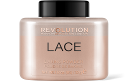 Revolution, Loose Baking Lace, pudr