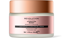 Revolution Skincare, Lightweight Hydrating Gel-Cream – Hydration Boost, krém na obličej