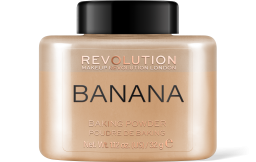 Revolution, Loose Baking Banana, pudr