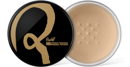 Rude Cosmetics, Ultra High Definition Studio Finishing Mineral Powder Banana, pudr