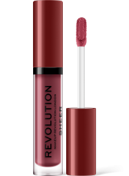 Revolution, White Wedding 114 Sheer Lip, lesk na rty