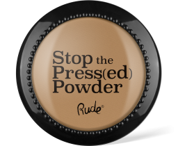 Rude Cosmetics, Stop the Press(ed) Light Tan, pudr
