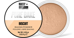Makeup Obsession, Pure Bake Biscuit, pudr