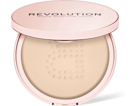 Revolution, Conceal & Fix Setting Medium Yellow, pudr