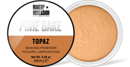 Makeup Obsession, Pure Bake Topaz, pudr