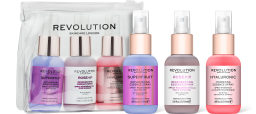 Revolution Skincare, Mini Essence Spray Kit: Hello Hydration, sada