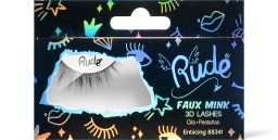 Rude Cosmetics, Essential Faux Mink 3D Enticing, řasy
