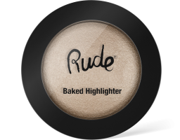 Rude Cosmetics, Baked Highlighter Divine Self, rozjasňovač