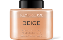 Revolution, Loose Baking Beige, pudr