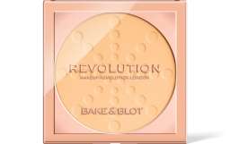 Revolution, Bake & Blot Banana, pudr