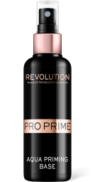 Revolution, Aqua Priming Base, podkladová báze pod makeup