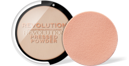 Revolution, Pressed Powder Translucent, pudr