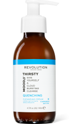 Revolution Skincare, Thirsty Mood Quenching, čisticí krém