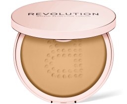 Revolution, Conceal & Fix Setting Deep Honey, pudr