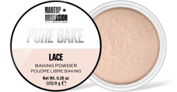 Makeup Obsession, Pure Bake Lace, pudr