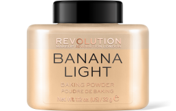 Revolution, Loose Baking Banana Light, pudr