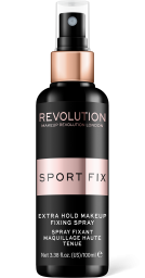 Revolution, Sport Fix, fixační sprej na makeup