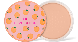 I♥Revolution, Loose Baking Peach, pudr