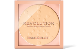 Revolution, Bake & Blot Banana (Light), pudr
