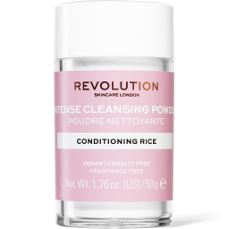 Revolution Skincare, Conditioning Rice Cleansing Powder, péče o pleť