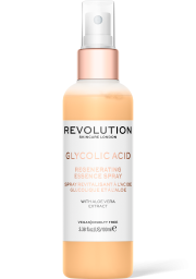 Revolution Skincare, Glycolic & Aloe Essence Spray, sprej na pleť