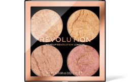 Revolution, Cheek Kit Fresh Perspective, paletka na tvář