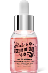 Rude Cosmetics, Serum of Love - Pink Grapefruit, sérum