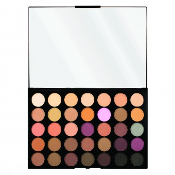 Revolution, Pro HD Palette Amplified 35 Neutrals Cool, paletka očních stínů