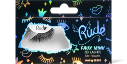Rude Cosmetics, Essential Faux Mink 3D Vexing, řasy