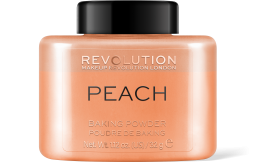 Revolution, Loose Baking Peach, pudr