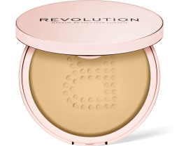Revolution, Conceal & Fix Setting Deep Yellow, pudr